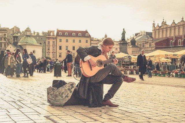 podróżowanie po Polsce