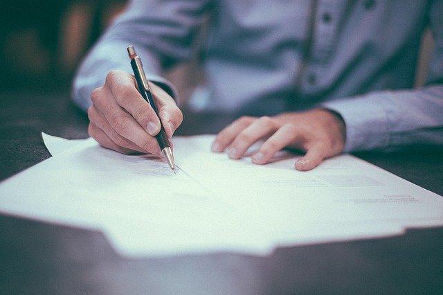 jak napisać umowę